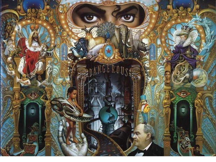 "Michael Jackson: la storia di ""Dangerous"""