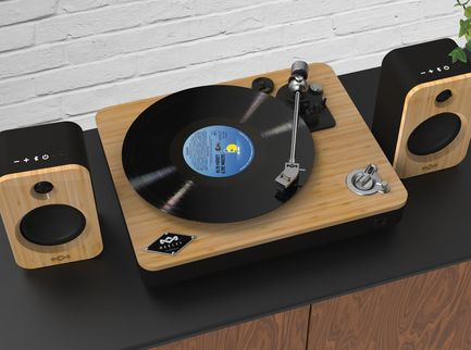 Get Together Duo, il sistema audio versatile di House of Marley