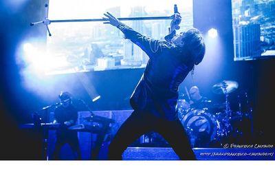 20 novembre 2016 - Alcatraz - Milano - Europe in concerto