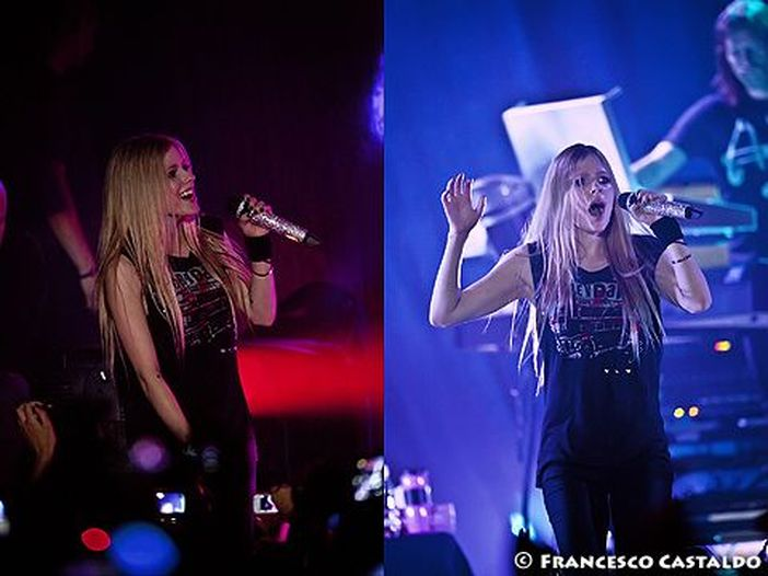 Avril Lavigne: 'Che divertimento preparare il matrimonio'