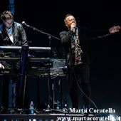 27 luglio 2014 - Auditorium Parco della Musica - Roma - Simple Minds in concerto