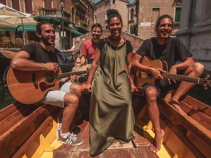 Indiemood sessions, Anna Bassy nei canali di Venezia