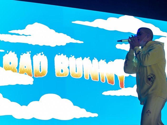 Bad Bunny al Rock in Roma: le foto e la scaletta del concerto