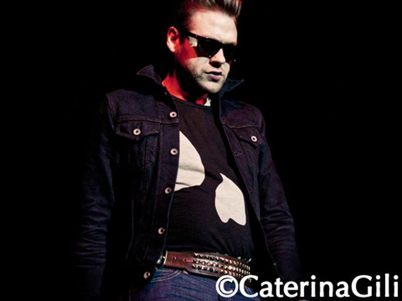 20 Novembre 2011 - Alcatraz - Milano - Kasabian in concerto