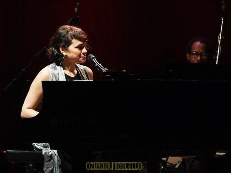 9 aprile 2018 - Teatro Colosseo - Torino - Norah Jones in concerto