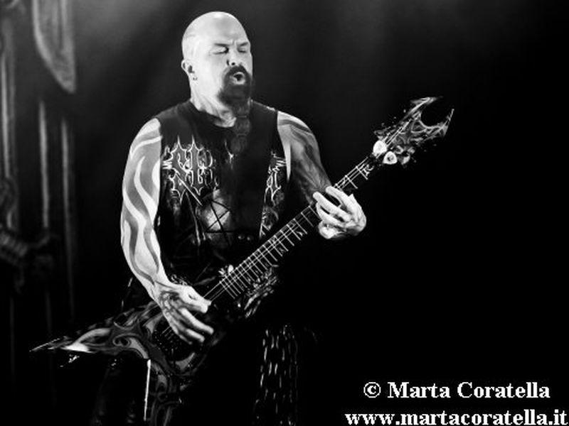 17 giugno 2013 - Atlantico Live - Roma - Slayer in concerto