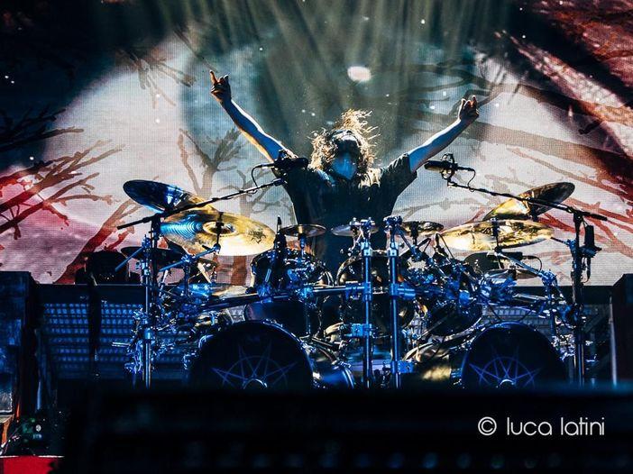 Slipknot, Jay Weinberg è il miglior batterista heavy metal