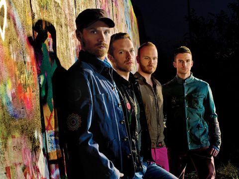 I Coldplay ci ripensano, 'Mylo Xyloto' presto disponibile anche su Spotify