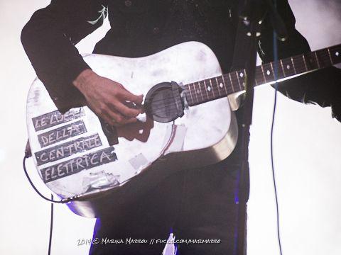 16 settembre 2014 - Carroponte - Sesto San Giovanni (Mi) - Le Luci della Centrale Elettrica in concerto