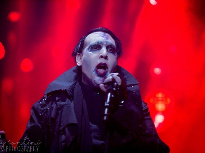 """Marilyn Manson dice di Trent Reznor: """"Mi ha insegnato molto di quello che so sulla musica"""""""