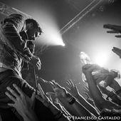 15 ottobre 2014 - Magazzini Generali - Milano - Kaiser Chiefs in concerto
