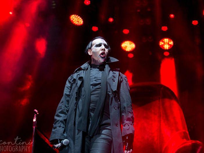 Senatore di An contro Marilyn Manson