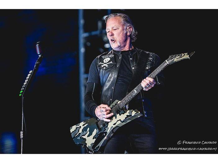 Metallica, aggiornamenti sul nuovo album: 'Stiamo creando'. E…