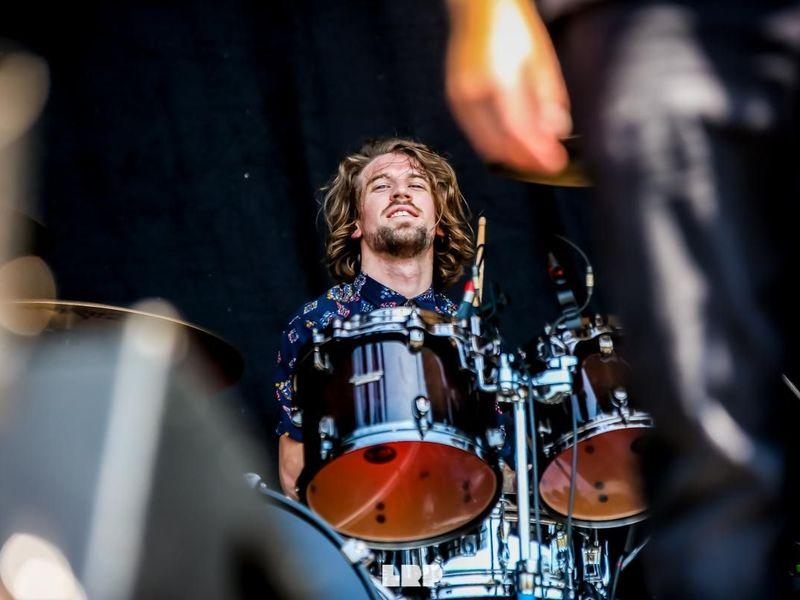27 giugno 2019 - Bologna Sonic Park - Black Peaks in concerto