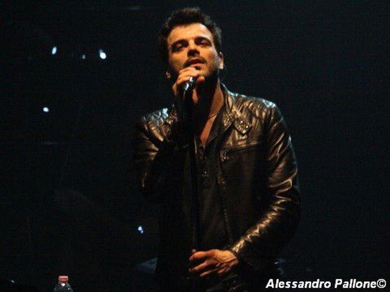 16 Marzo 2011 - Teatro Grande - Brescia - Francesco Renga in concerto