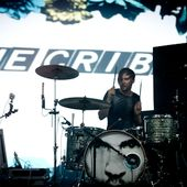 11 agosto 2013 - Sziget Festival - Budapest - Cribs in concerto