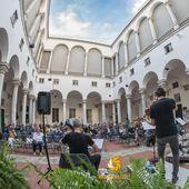 15 giugno 2020 - Palazzo Ducale - Genova - Gnu Quartet in concerto
