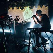 1 aprile 2016 - New Age Club - Roncade (Tv) - I Cani in concerto