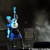26 Luglio 2010 - Rock in Roma - Ippodromo delle Capannelle - Roma - Cult in concerto