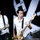 21 luglio 2012 - Rock in IdRho 2012 - Arena Concerti Fiera - Rho (Mi) - Frank Turner in concerto
