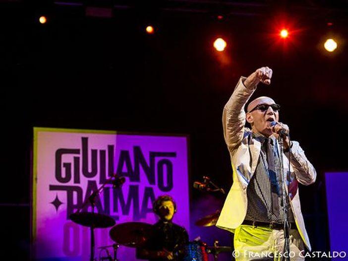 Giuliano Palma: Vasco, Celentano, Pino Daniele, Patty Pravo, Elton John. Tutte le cover del nuovo album 'Groovin''