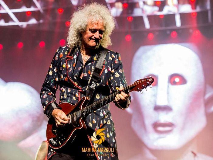 Brian May e Tony Iommi: 'Ci sono possibilità che la collaborazione vada in porto'