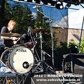 13 giugno 2012 - Rock in IdRho 2012 - Carroponte - Sesto San Giovanni (Mi) - La Dispute in concerto