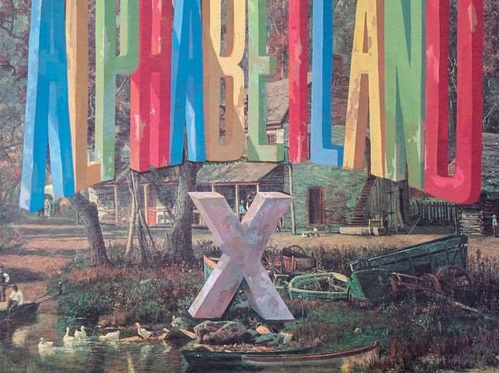 """Ascolta il nuovo album """"Alphabetland"""" degli X..."""