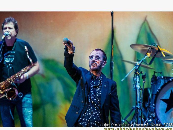 All'asta un brano inedito scritto da Paul McCartney e Ringo Starr