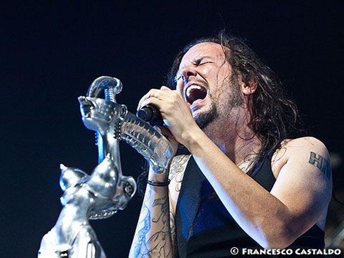 Sid Wilson degli Slipknot rimpiazza Jonathan Davis dei Korn in tour