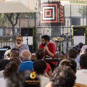 25 giugno 2019 - Giardini Luzzati - Genova - Frankie Hi Nrg Mc presenta il suo libro 'Faccio la mia cosa'