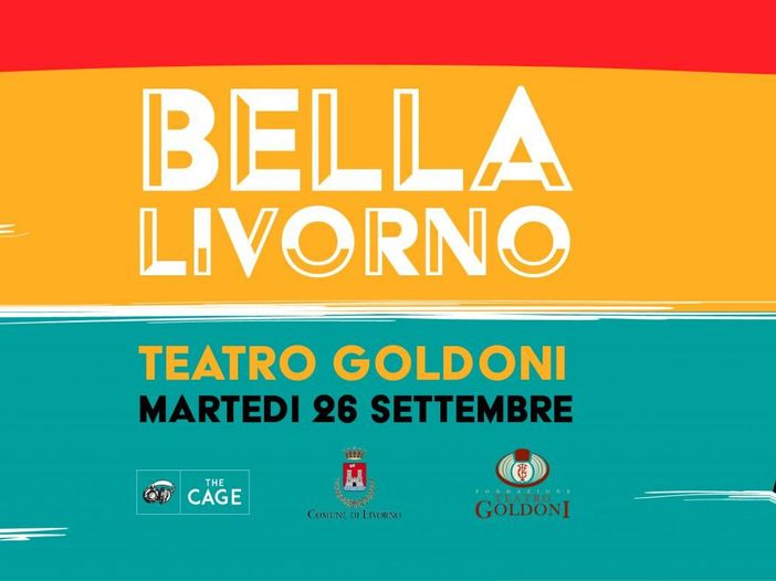 """""""Bella Livorno"""", al Teatro Goldoni di Livorno serata di solidarietà con la città colpita dall'alluvione"""