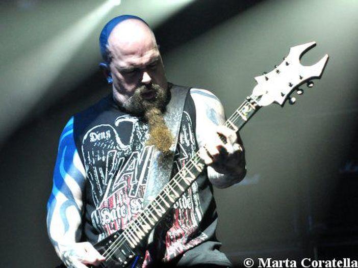 Slayer: aggiornamenti da Kerry King sul nuovo album