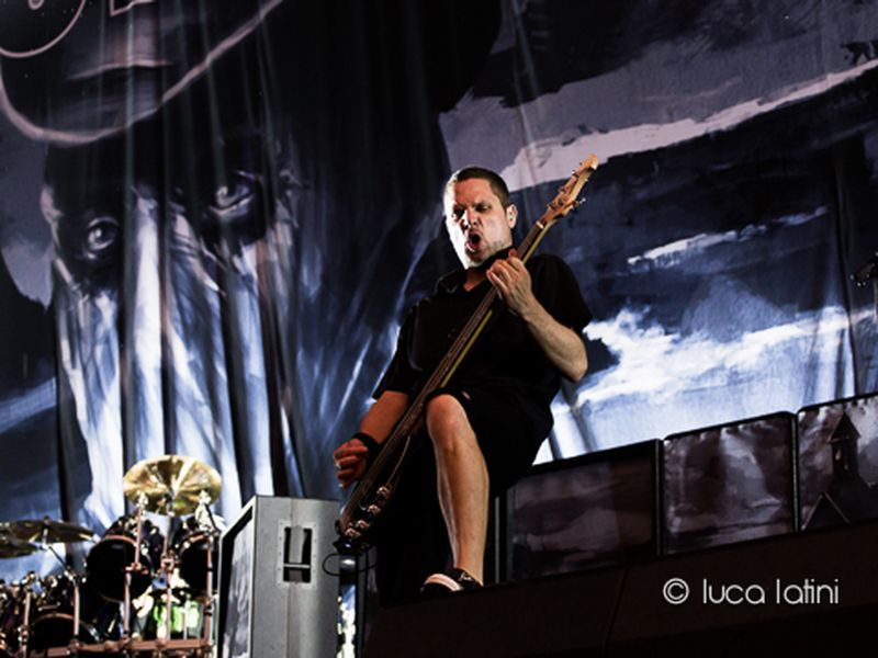 11 luglio 2013 - Villa Manin - Codroipo (Ud) - Volbeat in concerto