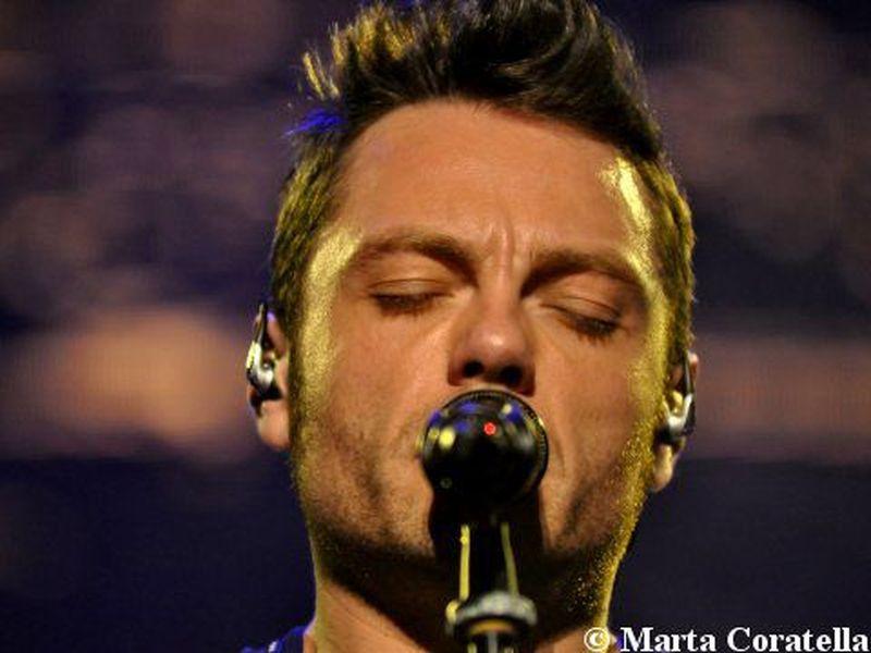 14 luglio 2012 - Stadio Olimpico - Roma - Tiziano Ferro in concerto