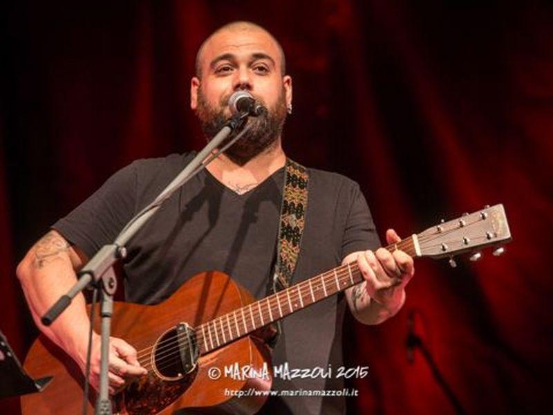 5 luglio 2015 - Anfiteatro Umberto Bindi - Santa Margherita Ligure (Ge) - Zibba in concerto