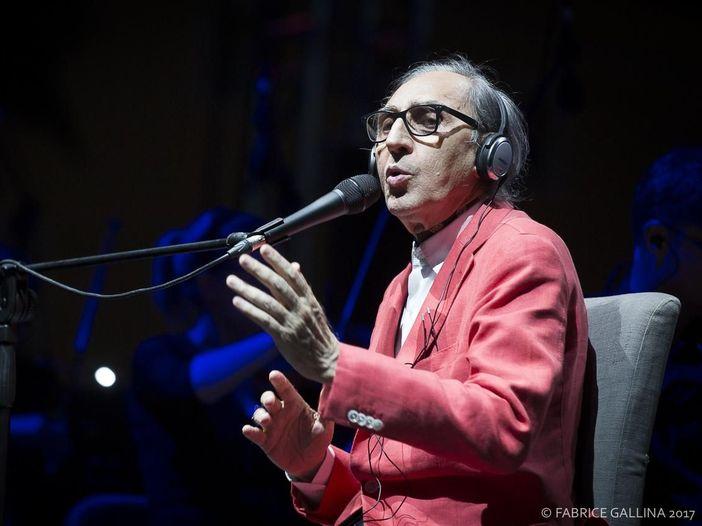 Franco Battiato, otto canzoni raccontate da Federico Pistone