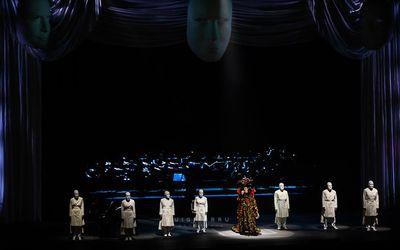 1 novembre 2019 - Palazzo dello Sport - Roma - Renato Zero in concerto