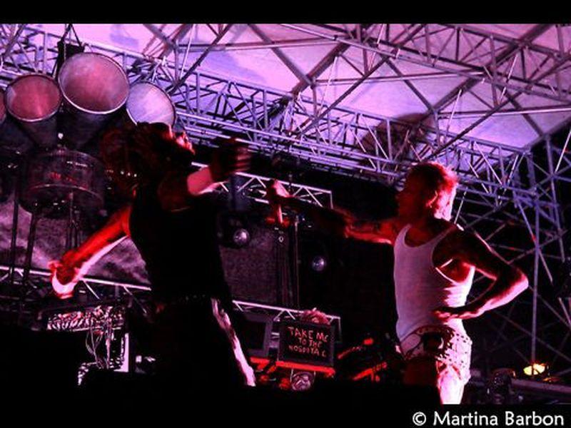 15 Luglio 2009 - Sherwood Festival - Padova - Prodigy in concerto