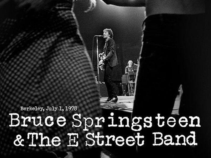 La promessa di Bruce Springsteen, nel nuovo album dal vivo