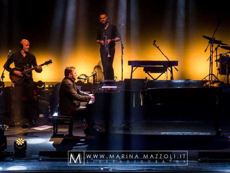 15 marzo 2017 - Teatro Politeama - Genova - Raphael Gualazzi in concerto