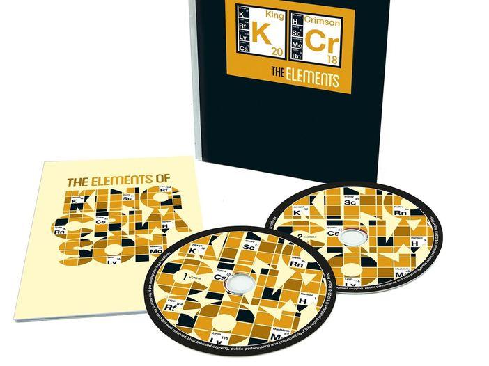 King Crimson: pubblicato 'The Elements Tour Box 2018' – COPERTINA / TRACKLIST