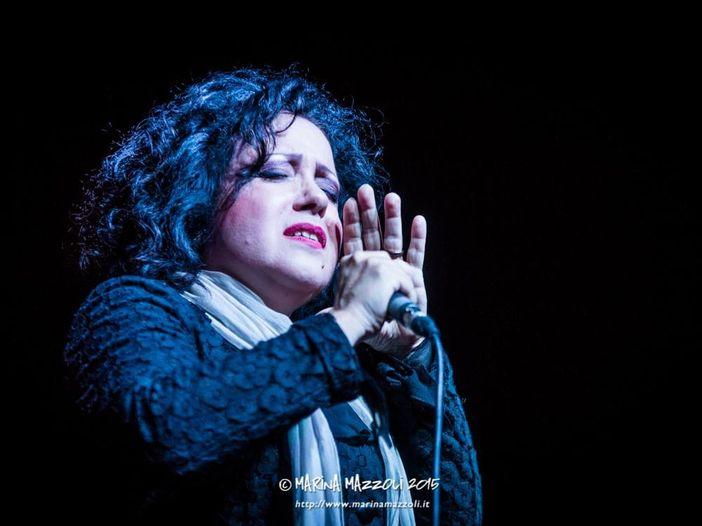 Antonella Ruggiero, una voce al servizio della musica