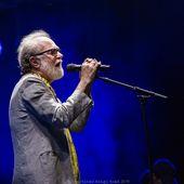 30 giugno 2019 - Lucca Summer Festival - Francesco De Gregori in concerto