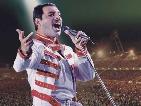 Freddie Mercury: in 'Queen forever' una versione rock di 'Love kills' - ASCOLTA
