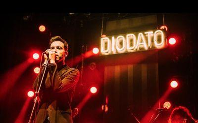 31 marzo 2018 - The Cage Theatre - Livorno - Diodato in concerto