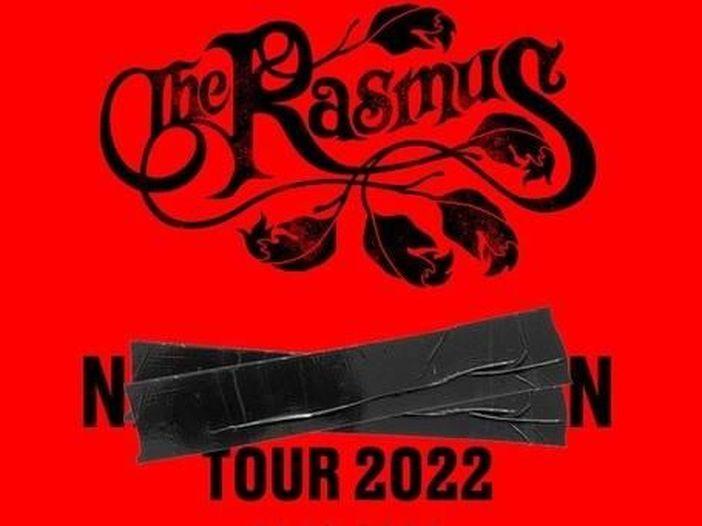Rasmus, un concerto in Italia a ottobre 2022