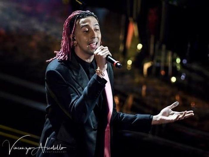 Ghali annuncia un concerto drive-in in Germania