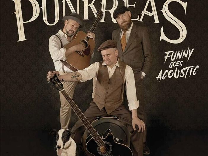 Concerti, Punkreas: 'Funny Goes Acoustic' va in tour