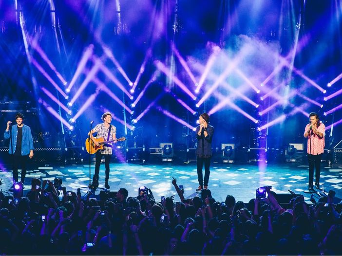 One Direction all'Apple Music Festival - LIVE REPORT
